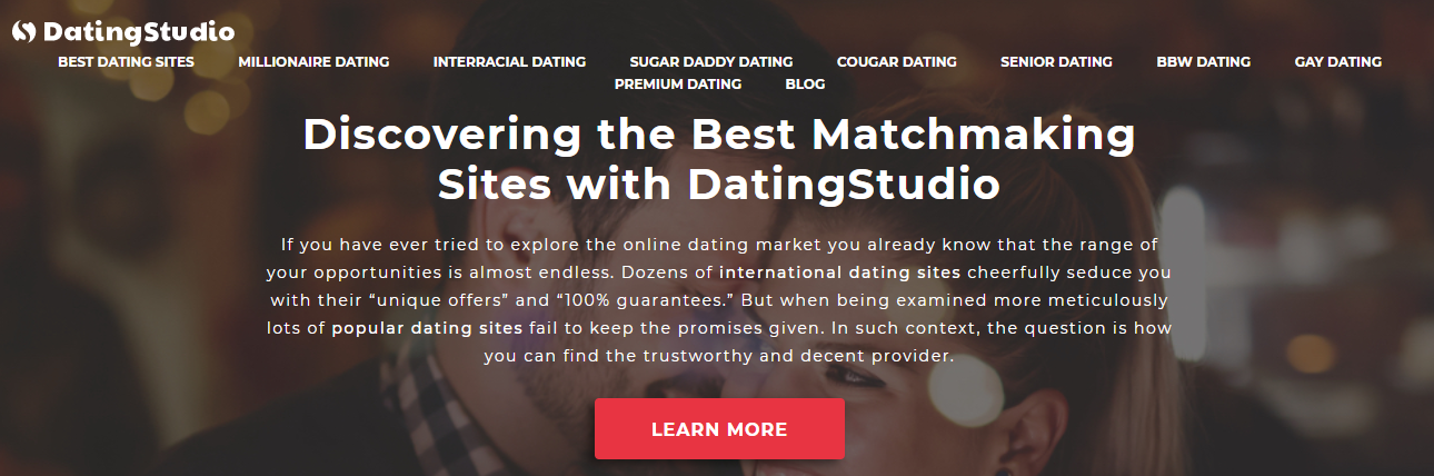 reliable matchmaking sites